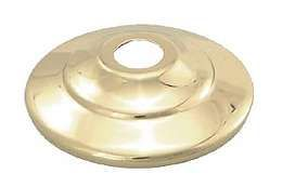 Lamp or Vase Brass Cap for Lamp Making - product images