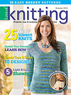 Love,of,Knitting,Magzine,from,Fons,and,Porter,Summer,2014,fons and porter,kntting,love of knitting,patterns,crochet,kg krafts,summer 2014,magazine