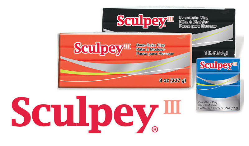 Sculpey® III - product images