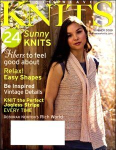 Interweave,Knits,Sumer,2009,24,Sunny,Interweave Knits Sumer 2009,knit,crochet,interweave,knits,magazine,kg krafts
