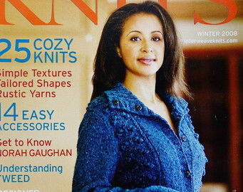 Interweave,Knits,Magazine,Winter,2008,25,Cozy,Interweave Knits Magazine Winter 2008, Knit,crochet,interweave,kg krafts,yarn