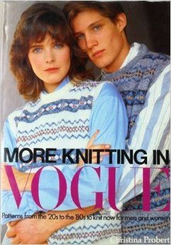 More,Knitting,in,Vogue,More Knitting in Vogue,knit,crochet,kg krafts