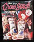 For The Love Of Cross Stitch Magazine January 1993 - product images