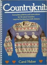 Country,Knits,by,Carol,Huber,Country Knits by Carol Huber,kg krafts,knit,pattern,sweater,folk art
