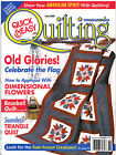 Quick & Easy Quilting June 2002 - product images