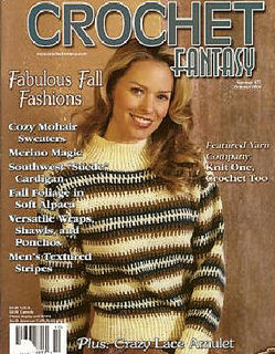 Crochet,Fantasy,October,2004,Crochet Fantasy October 2004,kg krafts,craft supplies,crochet,patterns