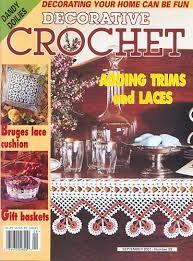 Decorative Crochet September 2001   number 83 - product images