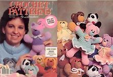 Crochet Patterns by Herrschners July/August 1991 - product images