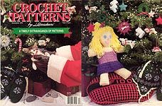 Crochet,Patterns,by,Herrschners,December,1991,Crochet Patterns by Herrschners December 1991,kg krafts,crochet patterns,needlework