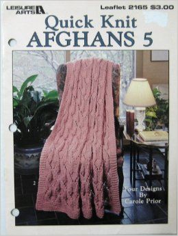 Quick,Knit,Afghans,5,Quick Knit Afghans 5,leisure arts,knit,crochet,kg krafts