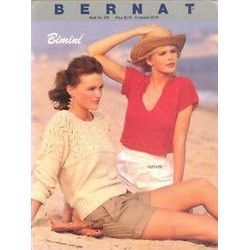Bernat,Bimini,book,no,575,Bernat Bimini book no 575,kg krafts,knit,crochet,patterns