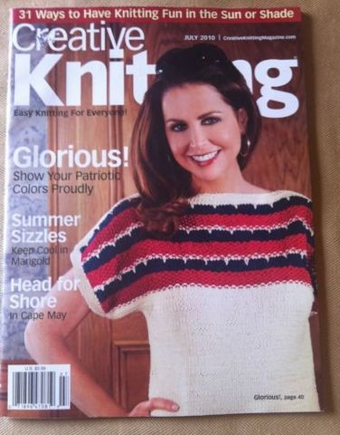 Creative,Knitting,July,2010,Creative Knitting July 2010,kg krafts,craft supplies,knit,crochet,patterns