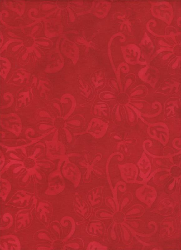 Batik 100% Cotton Fabric from Batik Textiles Brasilia Collection - product image