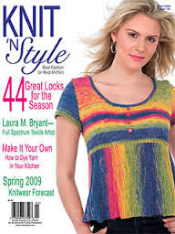 Knit,n',Style,Real,Fashion,for,Knitters,April,2009,Knit n' Style Real Fashion for Real Knitters April 2009,knit,crochet,patters,instructions,kg krafts