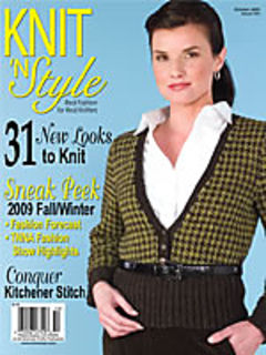 Knit,n',Style,Real,Fashion,for,Knitters,October,2009,Knit n' Style Real Fashion for Real Knitters October 2009,knit,crochet,patters,instructions,kg krafts