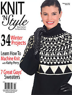Knit,n',Style,Real,Fashion,for,Knitters,February,2010,Knit n' Style Real Fashion for Real Knitters February 2010,knit,crochet,patters,instructions,kg krafts