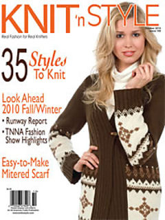 Knit,n',Style,Real,Fashion,for,Knitters,October,2010,Knit n' Style Real Fashion for Real Knitters October 2010,knit,crochet,patters,instructions,kg krafts