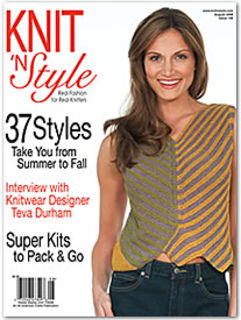 Knit,n',Style,Real,Fashion,for,Knitters,August,2008,Knit n' Style Real Fashion for Real Knitters August 2008,knit,crochet,patters,instructions,kg krafts