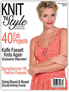Knit,n',Style,Real,Fashion,for,Knitters,April,2008,Knit n' Style Real Fashion for Real Knitters April 2008,knit,crochet,patters,instructions,kg krafts