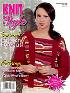 Knit,n',Style,Real,Fashion,for,Knitters,April,2005,Knit n' Style Real Fashion for Real Knitters April 2005,knit,crochet,patters,instructions,kg krafts