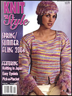 Knit,n',Style,Real,Fashion,for,Knitters,June,2004,Knit n' Style Real Fashion for Real Knitters June 2004,knit,crochet,patters,instructions,kg krafts
