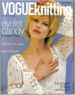 Vogue,Knitting,Spring/Summer,2007,Vogue Knitting,Spring/Summer 2007 , Classic Vogue, sweaters, family knit, designers