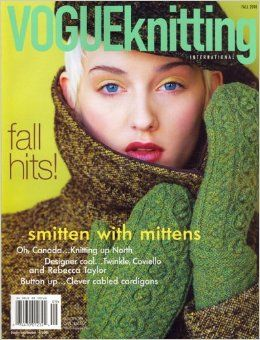 Vogue,Knitting,Fall,2008,Vogue Knitting,Fall 2008 , Classic Vogue, sweaters, family knit, designers