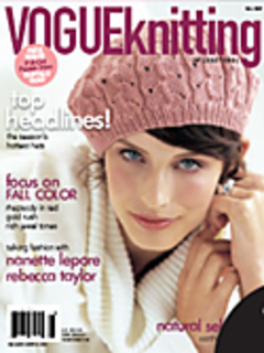 Vogue,Knitting,Fall,2009,Vogue Knitting,Fall 2009 , Classic Vogue, sweaters, family knit, designers