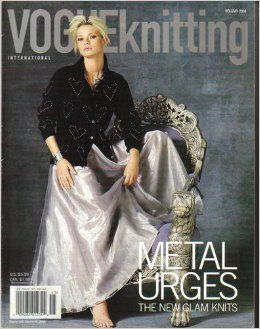 Vogue  Knitting   Holiday 2004 - product images