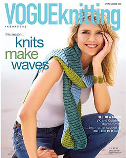 Vogue  Knitting   Spring/Summer2005 - product images