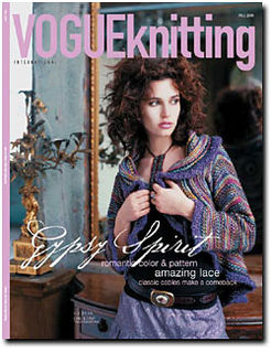 Vogue,Knitting,Fall,2005,Vogue Knitting,  Fall 2005, Classic Vogue, sweaters, family knit, designers