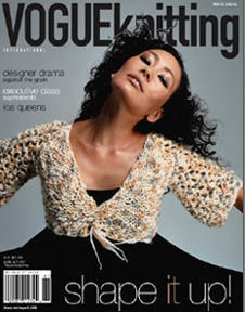 Vogue,Knitting,Winter,2005/2006,Vogue Knitting,  Winter 2005/2006, Classic Vogue, sweaters, family knit, designers