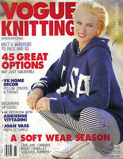 Vogue,Knitting,Spring/Summer,1996,Vogue Knitting, Spring/Summer 1996, Classic Vogue, sweaters, family knit, designers