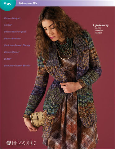 Berroco,Pattern,Book,Issue,315,Berroco Pattern Book Issue #315,kg krafts,knit,crochet,patterns