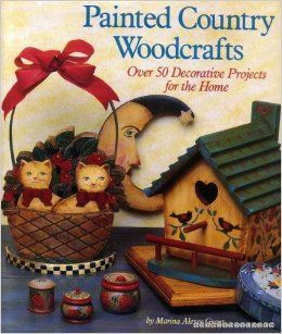Painted Country Woodcrafts by Marina Alexee Grant - product images