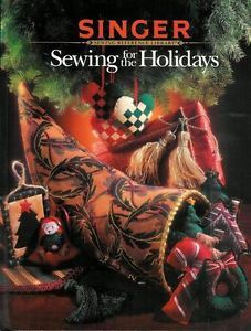 Singer,Sewing,For,the,Holidays,Reference,Library,Singer Sewing For the Holidays Sewing Reference Library,kg krafts, home decor,sewing, crafting,supplies