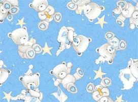 Baby Bear Hugs from Quilting Treasures  - product image