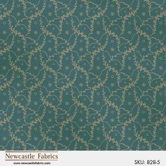 New Castle Fabrics CIvil War Miniatures II Quilt Fabric - product image