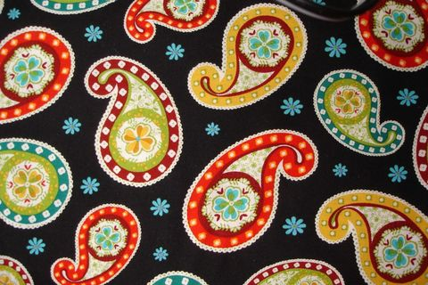Bella,Blvd,Cotton,Fabric,Collection,from,Blank,Textiles,Bella Blvd Cotton Fabric Collection from Blank Textiles ,Blue Paisley,kg krafts,yardgoods,fabric,batik,cotton