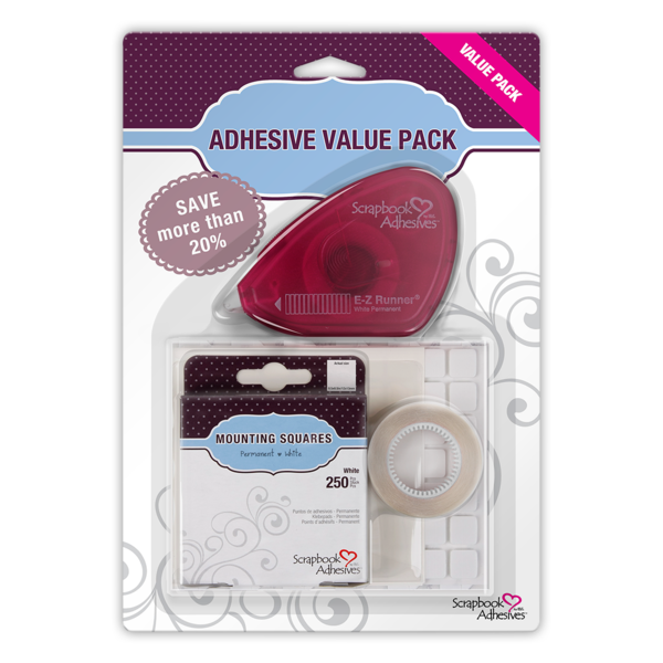 Adhesive Value Pack from Scrapbook Adhesives by 3L  - product images