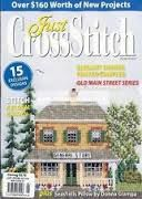 Just,Cross,Stitch,Magazine,May/June,2010,Just Cross Stitch  Magazine May/June 2010,kg krafts,counted cross stitch,needlework, crafts,craft supplies