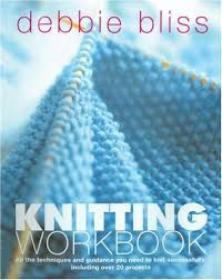 Debbie,Bliss,Knitting,Workbook,Debbie Bliss,Knitting Workbook,patterns,crochet,kg krafts
