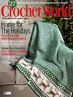 Crochet World December 2013 - product images