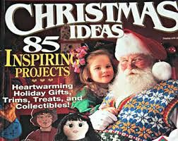 Better Homes and Gardens Special Interest Publication Christmas Ideas 1993 - product images