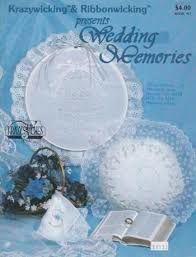 Krazywicking,&,Ribbonwicking,presents,Wedding,Memories,Krazywicking & Ribbonwicking presents Wedding Memories,kg krafts,embroidery