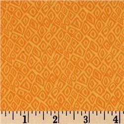 The,Saggy,Baggy,Elephant,Abstract,Shapes,The Saggy Baggy Elephant Abstract Shapes, Orange,kg krafts,yardgoods,fabric,batik,cotton