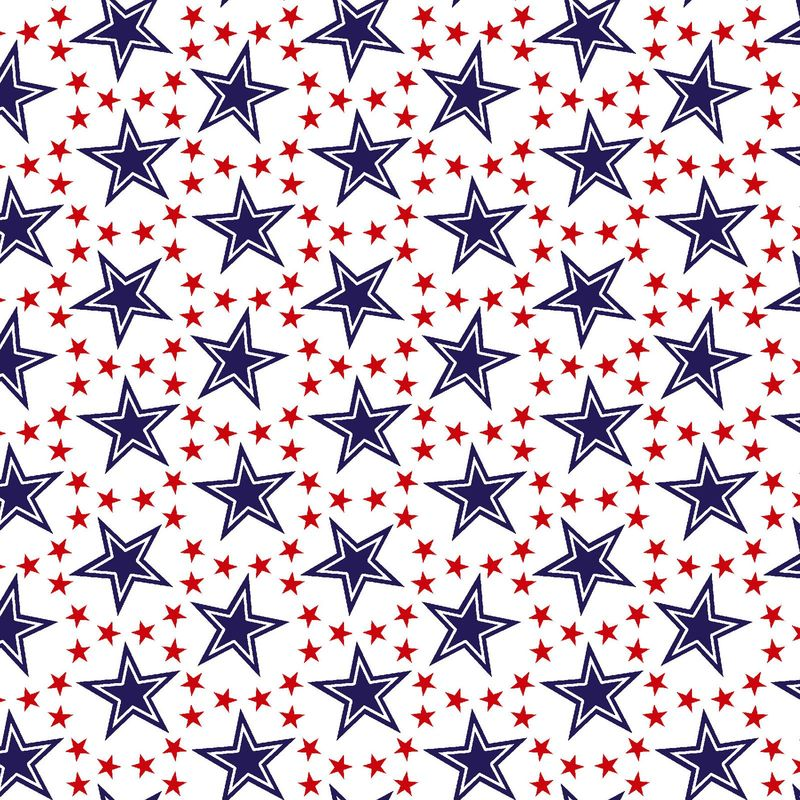 American Anthem Cotton Fabric by Studio E Fabrics - product image