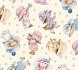 Sunbonnet Emma by Ami Moorehead for Elizabeth's Studio 100% Cotton Fabric - product images