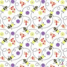 Wings-n-Things,Cotton,Fabric,by,Small,Factory,for,Studio,E,Fabrics,Bees,Small Factory , Cotton Fabric,Studio E Fabrics,kg krafts,quilting,sewing,fashion,home decor