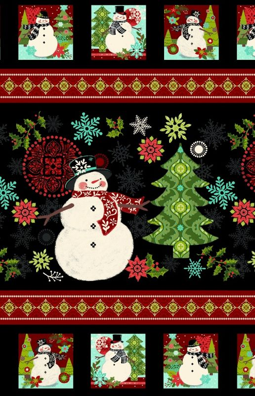 Holly Jolly by Jennifer Brinley for Studio E Fabrics - product image